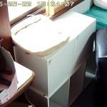 珍しくWebカメラを見たロシ子。