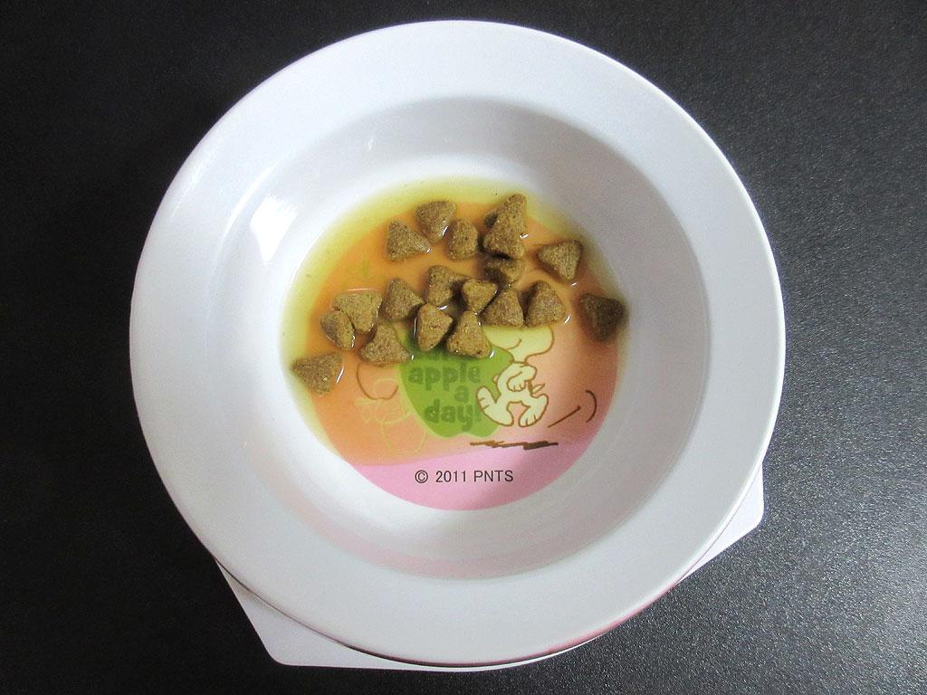 ロシ子の混ぜ混ぜご飯。