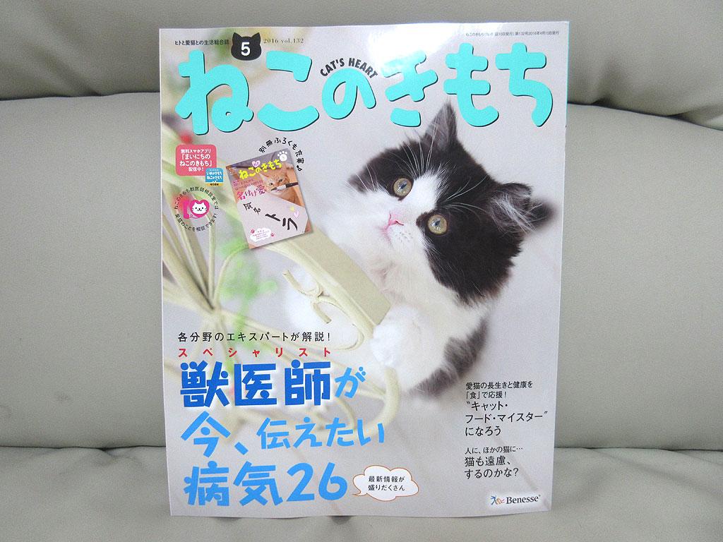 雑誌の本体。