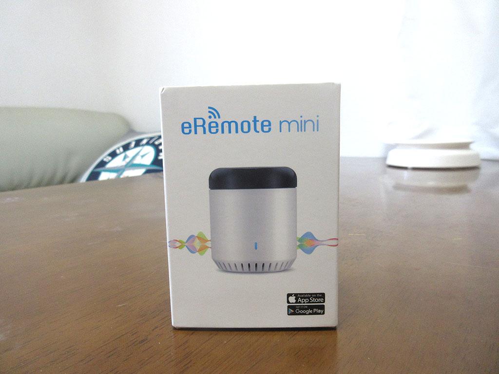 eRemote mini(イーリモートミニ)。