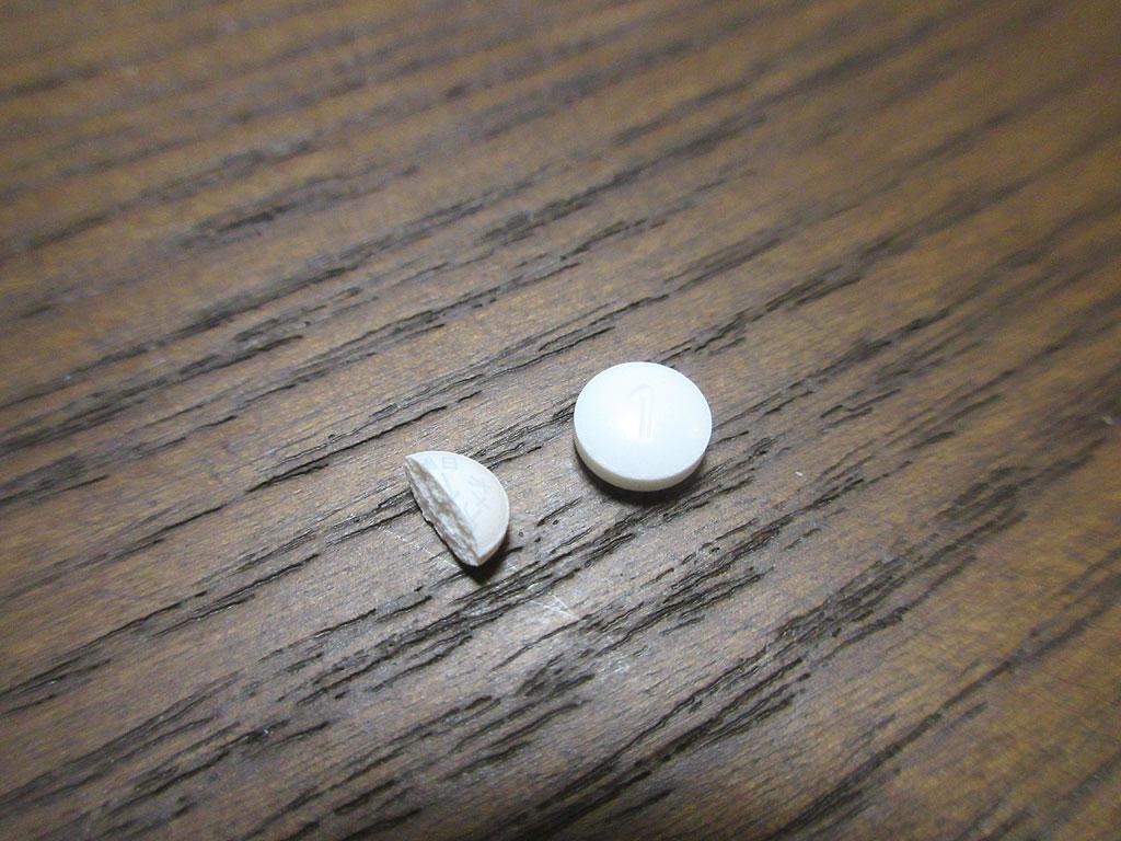 ロシ子の薬。