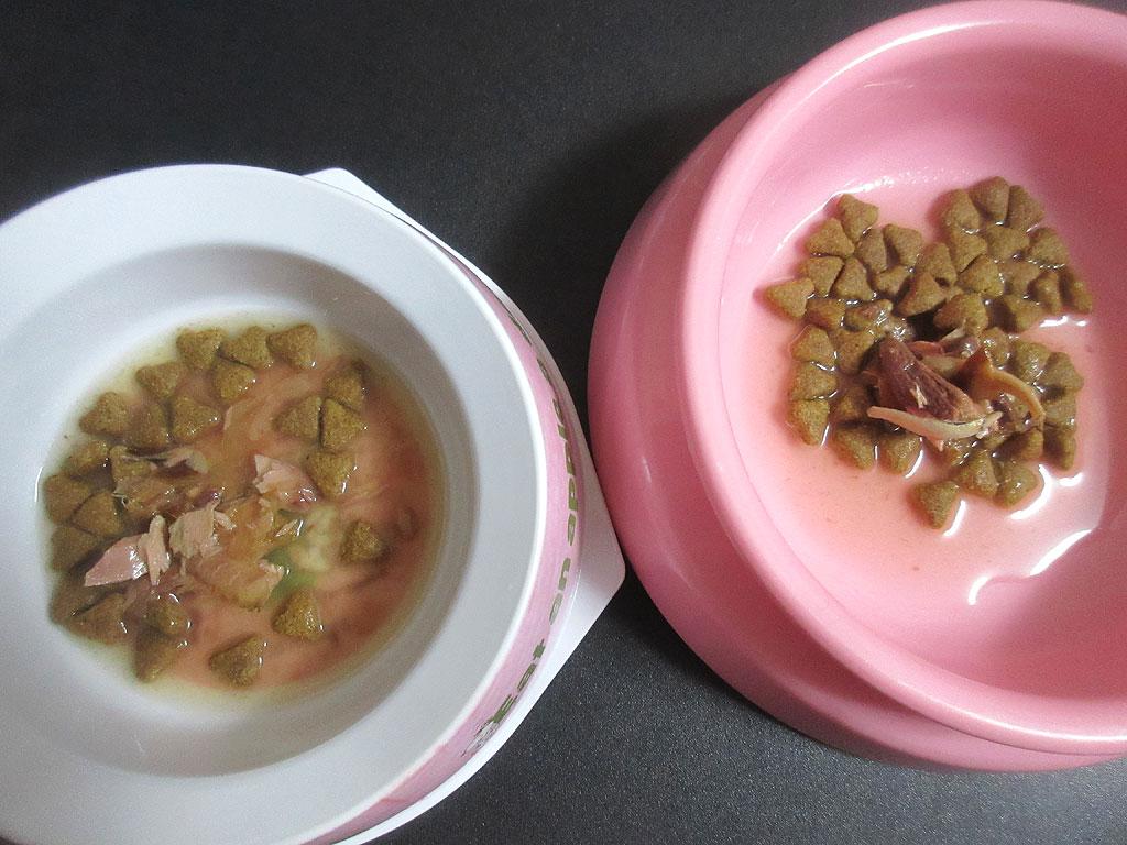 2日連続のデリシャスご飯。