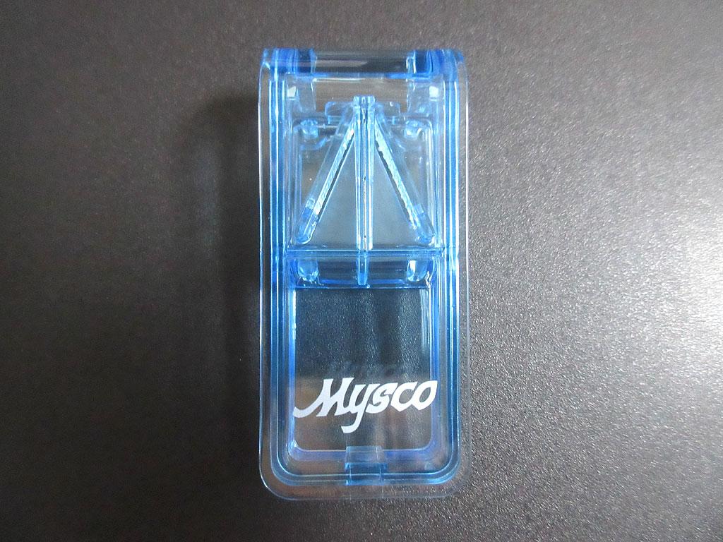 マイスコの錠剤カッター。