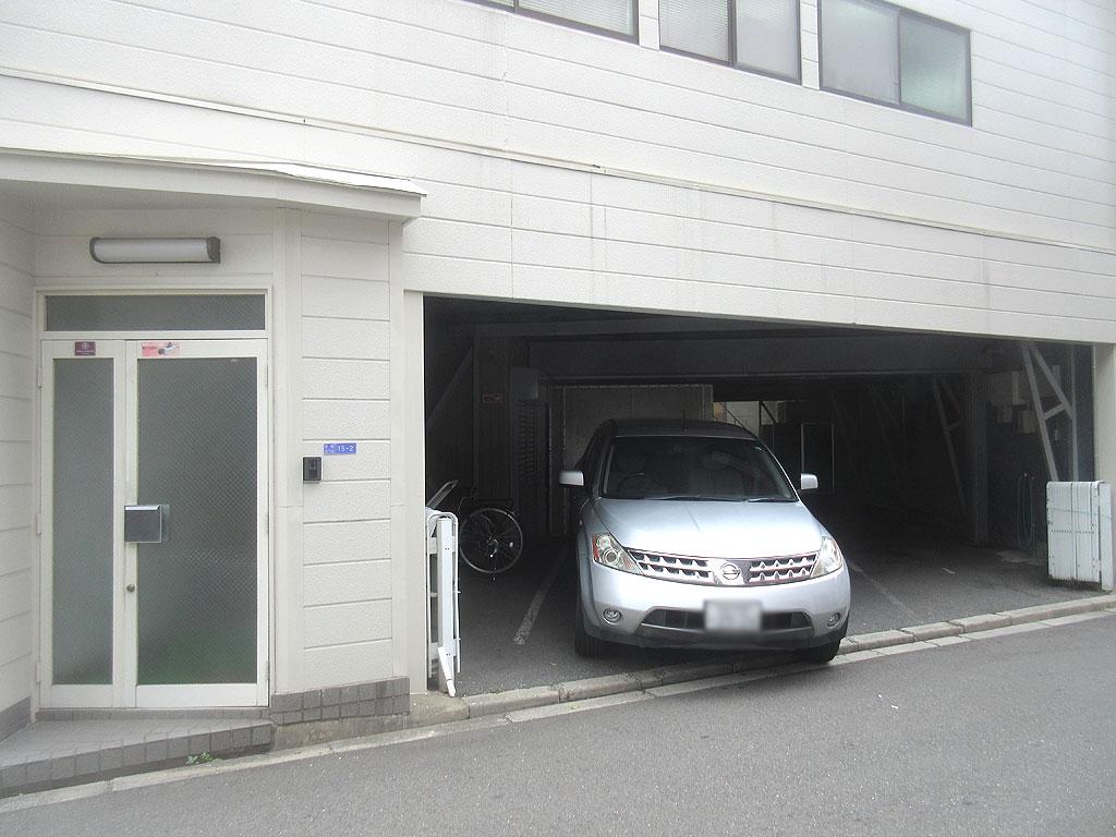 テルコムの大阪事務所。
